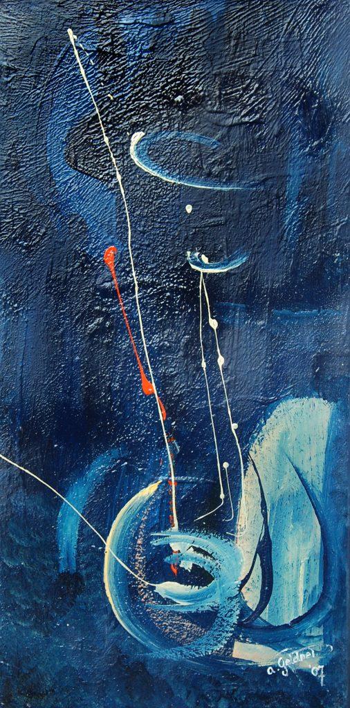 Blaue Fantasien