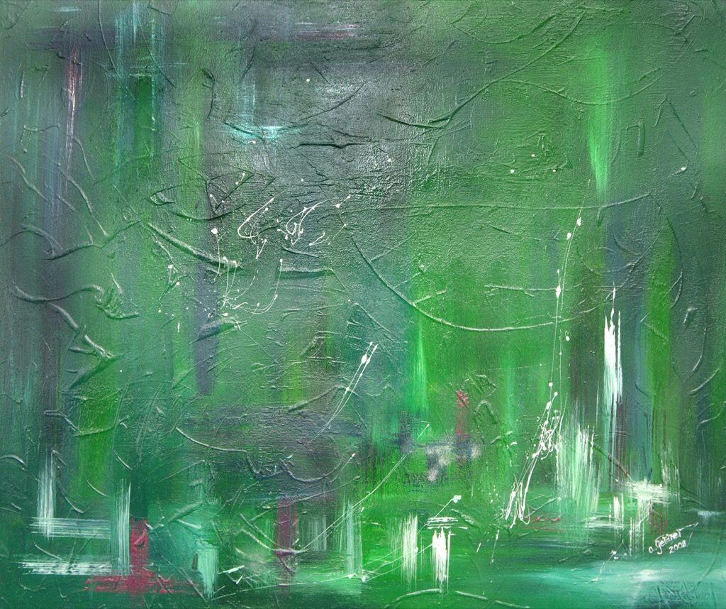 Grünes Spektakel
