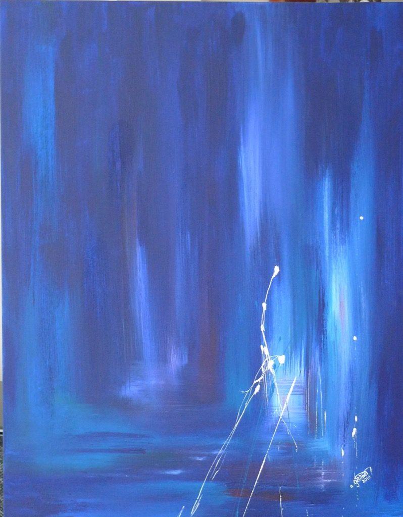 Im Rausch der blauen Sinne